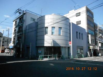 【外観】阪和線「杉本町」駅から1分 80坪!店舗事務所