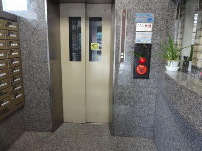 シティアドバンス エレベータ