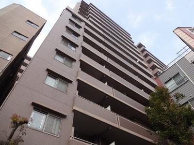 【外観】アルカーデンタワー入谷