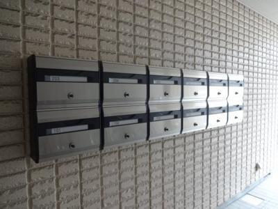 フォンティーヌ メールボックス