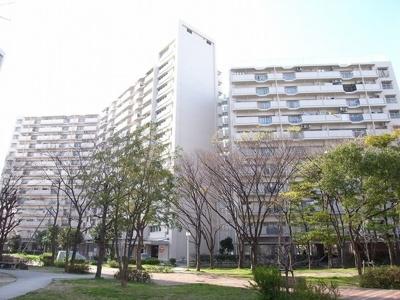 【外観】武庫川あおぞらのまち24号棟