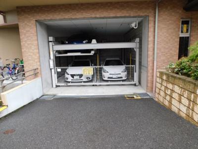 【駐車場】パレス福島
