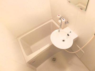 【浴室】みどり