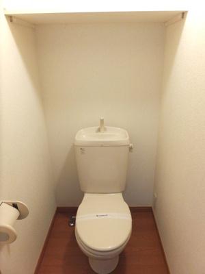 【トイレ】みどり