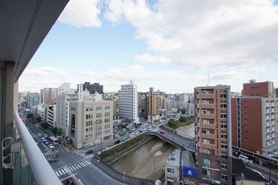 アルティザ六本松(1LDK) 展望