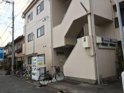 【外観】四條畷市の一棟収益アパート