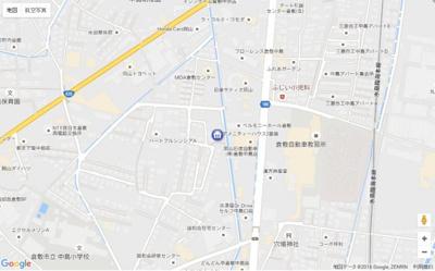 【地図】アメニティーハウス2番館
