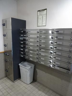 グレンコート 宅配ボックス&メールボックス