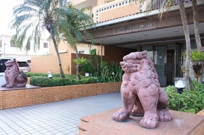 【外観】ライオンズマンション小禄