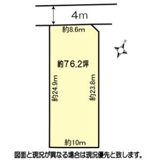 【土地図】鴻巣市登戸の土地