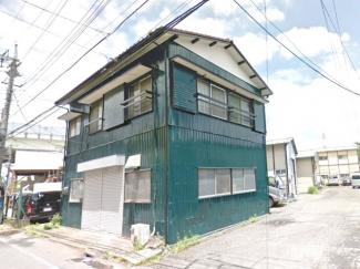 【外観】新吉田町住居付貸工場・貸倉庫