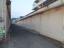 八王寺駐車場倉庫の画像