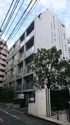プラウドジェム渋谷神南の外観です。