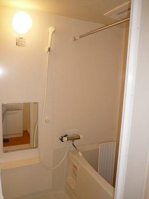 セブンスKⅡの浴室