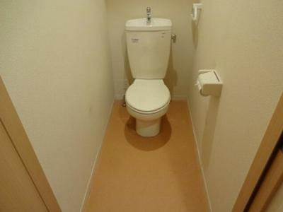セブンスKⅡのトイレ
