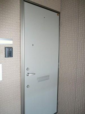 セブンスKⅡのドア