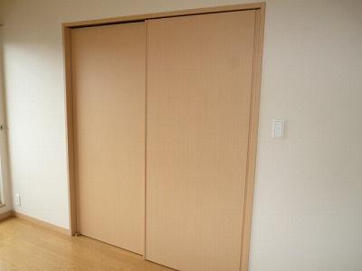 セブンスKⅡの洋室2