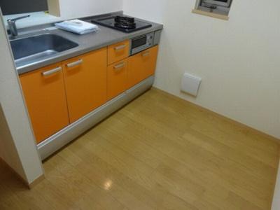 セブンスKⅡのキッチン