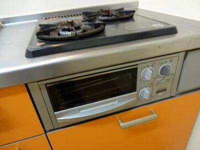 セブンスKⅡのキッチン2
