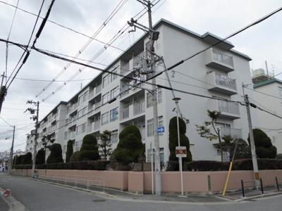 【外観】緑橋コーポ2号棟