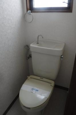 【トイレ】パリービル