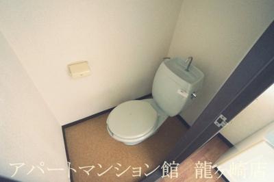 【トイレ】サンハイツ布川台