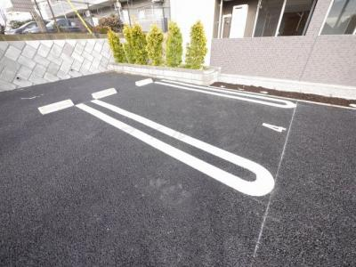 【駐車場】グリーン ヒル 大口