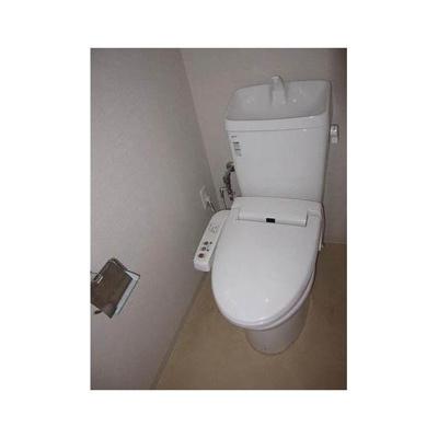 ライオンズ稲毛マスターマークスのトイレ