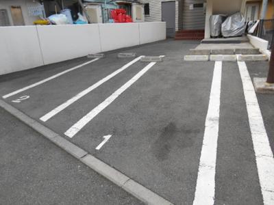 【駐車場】コスモ佐野第一