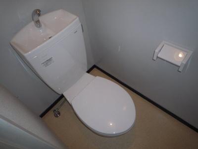 【トイレ】ヴィラナリー柳町
