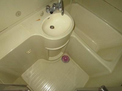 【浴室】石原マンション