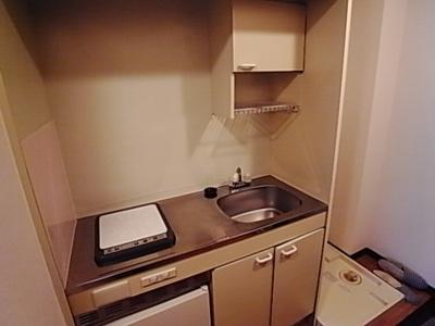 【キッチン】リバティ大野