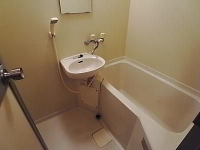 【浴室】リバティ大野