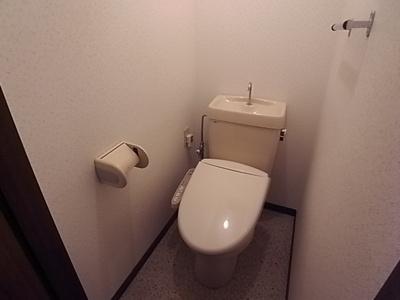 【トイレ】リバティ大野