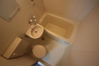 【浴室】SAKAGUCHIハイツ