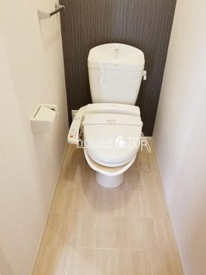【トイレ】クレールA棟