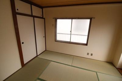 【寝室】酒井マンション