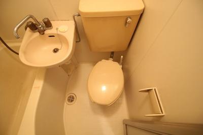 【トイレ】メロウハイツ