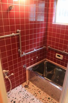【浴室】六番町 貸家