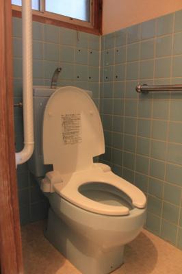 【トイレ】六番町 貸家
