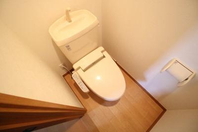 【トイレ】大橋町8丁目テラスハウス