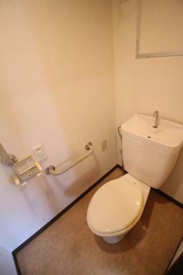 【トイレ】マックコート