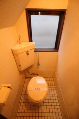 【トイレ】せいろハイツ