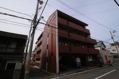 【外観】ロマネスク長田