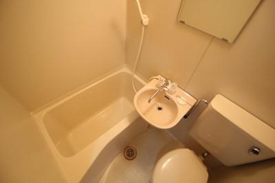 【浴室】ロマネスク長田