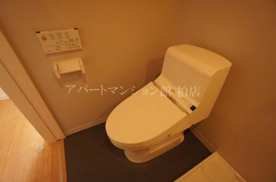 【トイレ】マクト北柏