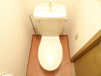 【トイレ】クレール赤堤