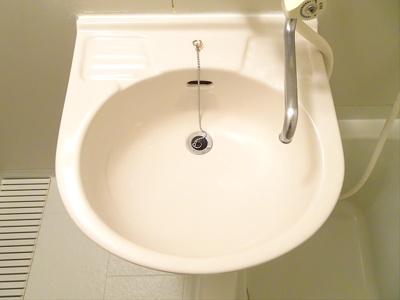 【洗面所】クレール赤堤