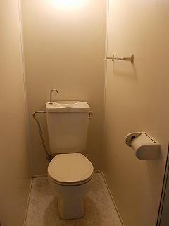【トイレ】中妻町倉庫C