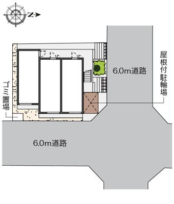 【区画図】ピアフ